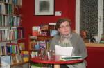 Lesung Anna Rottensteiner im Wiederlesen