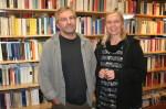 Die Gastgeber Simone und Dieter