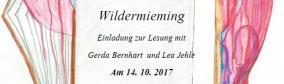 Lesung Wildermieming